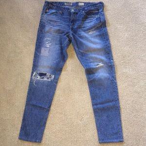 AG Luxe Denim Jeans
